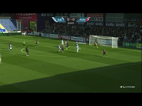 Sonderjyske Midtjylland Goals And Highlights