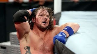 10 Insane Wrestling Moves AJ Styles Doesn't Do Anymore