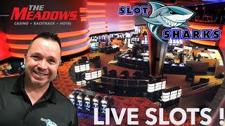 LIVE Slots from The Meadows Racetrack and Casino!!!