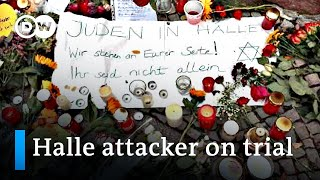 Halle synagogue attack trial: How safe are Jews in Germany? | DW News