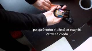 GSM odposlech / štěnice skrytá v PC myši