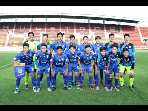 Highlight ฟุตบอลนัดกระชับมิตร Leicester City International Academy - Bangkok Utd U19