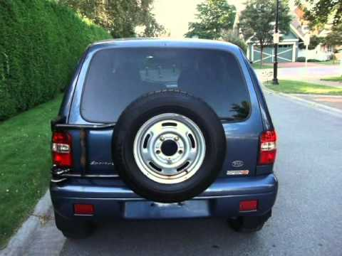 2002 kia sportage 4dr auto air 4x4 one owner bc car new. Black Bedroom Furniture Sets. Home Design Ideas