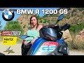 BMW R 1200 GS I Hertz Ride - Entrevista Total Motor TV