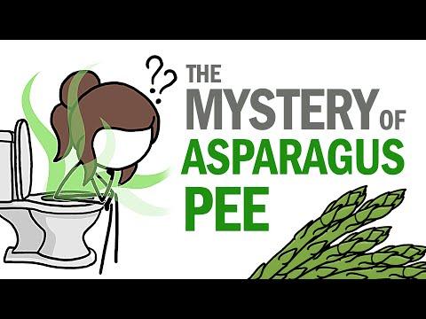 The Mystery Of Asparagus Pee