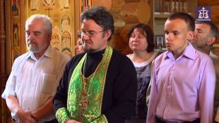 видео: Концерт к празднику Троицы в Князь-Владимирском храм г. Тула (Тульская епархия)