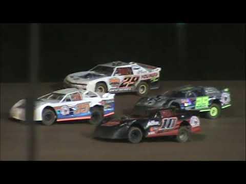 Brett McDonald Feature Lernerville Speedway 8/16/19