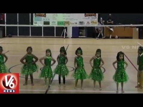 Royal Texas League Organises Indian Tournament In Houston | V6 USA NRI News