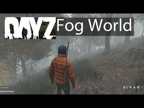 DayZ Xbox One Gameplay Fog World, Chicken Divided, Fishing Hook & Screwdriver Guide