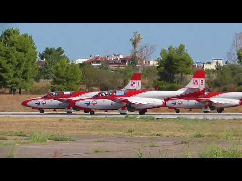Athens Flying Week 2017 Polish Air Force TS-11 Iskra