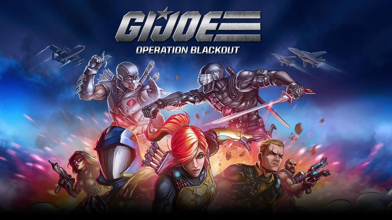 G.I. Joe: Operation Blackout (Announce Trailer)