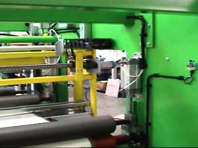 FEBA Custom Foam Laminating System