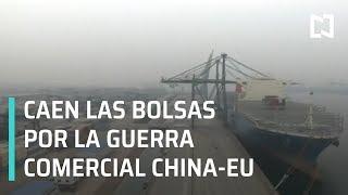 Sigue la guerra comercial entre Estados Unidos y China - Sábados de Foro