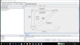 Collaboration Diagram For Hospital Management System Using ArgoUml