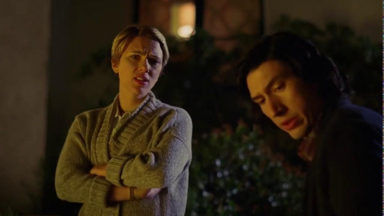 Download Marriage Story, Best Scene, Scarlett Johansson, Adam Driver