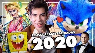 ¡Las PELÍCULAS MAS ESPERADAS del 2020! | Caja de Películas