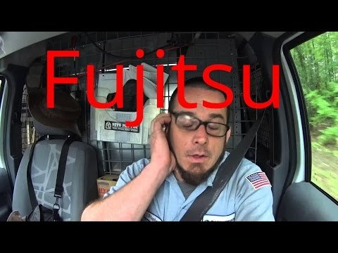 HVAC Service: 5 Zone Fujitsu Mini Split