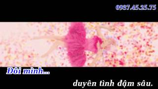 [Karaoke] Thương Nhau Lý Tơ Hồng Remix
