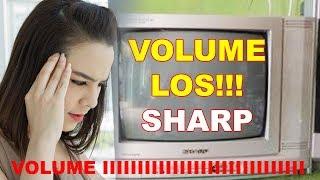 Download Video Sharp vision volume tidak berfungsi suara langsung besar MP3 3GP MP4