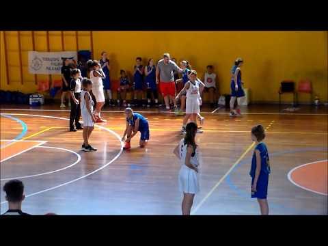 Basket U13 F Regionali Trofeo Bulgheroni Emilia-Romagna vs Friuli Venezia Giulia Bormio Giu 2017