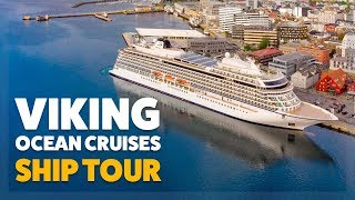 Viking Star full Ship and Cabin tour
