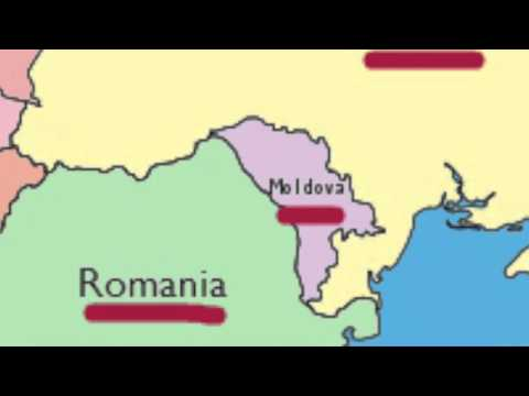 Europe #3 (Eastern Europe) - JWAIA