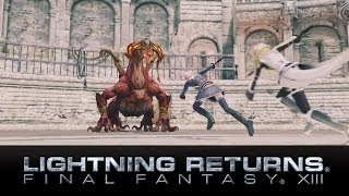 LIGHTNING PROJECT SPECIAL TRAILER -- LIGHTNING RETURNS: FINAL FANTASY XIII