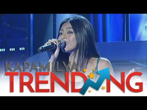 Cristal Jane Lacida Sings Stand Up For Love Stack Vid