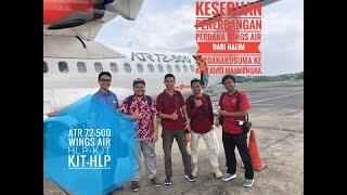 Download Video SERUnya terbang PERDANA Wings Air tujuan Bandara Kertajati Majalengka... MANTUL Guysss... MP3 3GP MP4