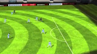 FIFA 13 iPhone/iPad - M√°laga CF vs. Real Madrid