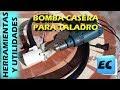 Bomba de desagote para taladro casera Drill pump