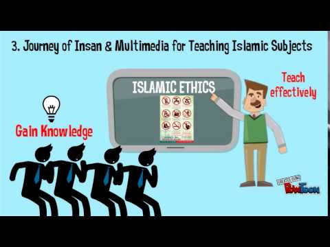 Multimedia & Islamic Subjects Delivery