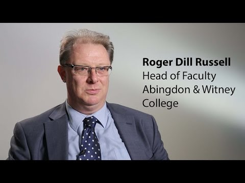 Roger Dill Russell, Abingdon & Witney College