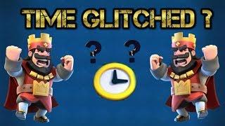 Clash Royale- Glitch Time