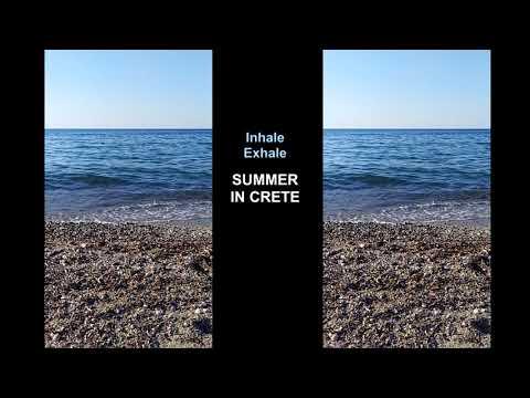Summer in Crete (August 2020)
