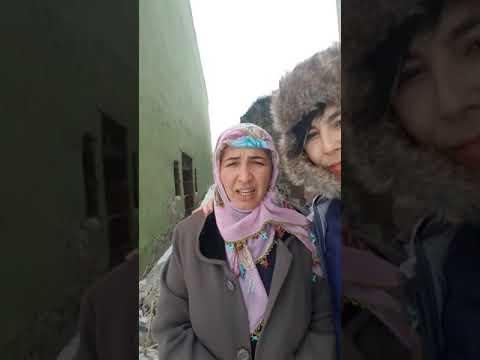 Kars Boğatepe Köyü Zümran Ablam