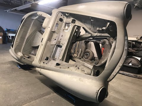 Next 190SL Close To Finish At Bodywork Department Doctorclassic.eu