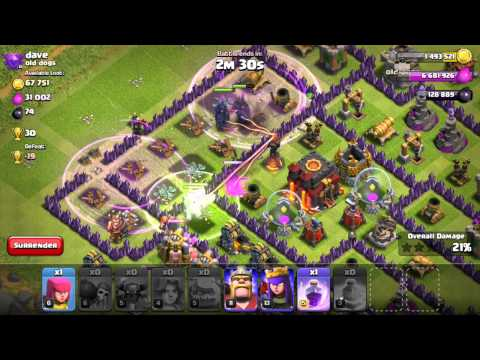 Clash of Clans - Chief Challenge: Pat vs. Galadon/GoVaPing! (Ep. 4)