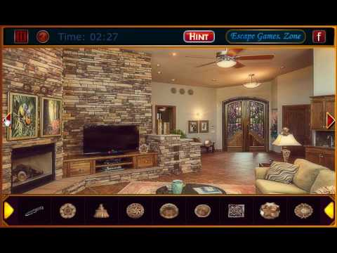 Modern Living Room Escape 2 Walkthrough modern stone room escape walkthrough - youtube