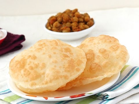 how to make chole bhature in hindi video