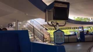 Tomorrowland Transit Authority PeopleMover (5/11/17)
