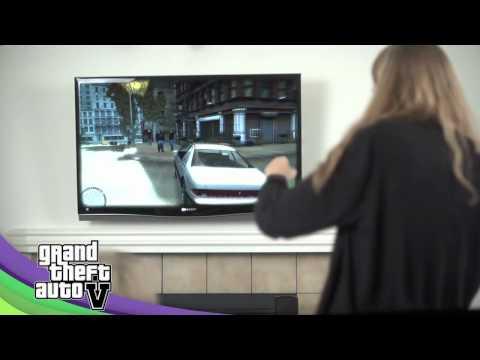 GTA 5 Kinect