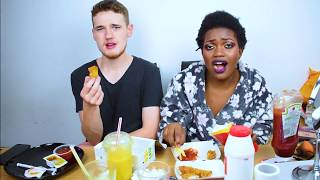 MCDONALDS MUKBANG.................Have Lunch With Us!