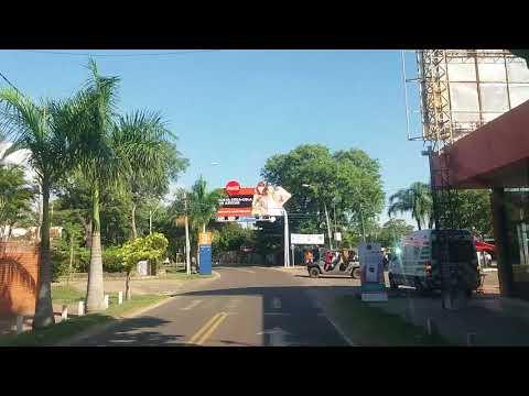 Traveling through San Bernardino, Paraguay 1    NO MUSIC