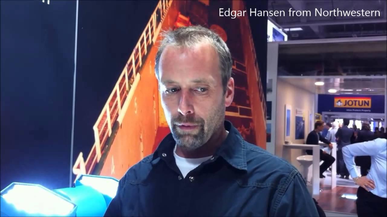 is edgar hansen still on the northwestern