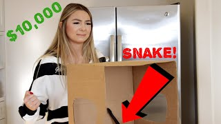$10,000 WHATS IN THE BOX CHALLENGE!!