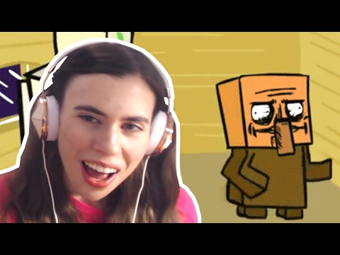 TRY NOT TO LAUGH CHALLENGE - MINECRAFT FUNNY MOMENTS COMPILATION