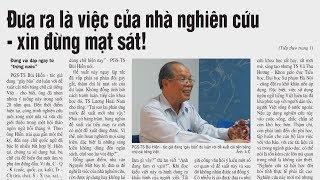 Điểm Báo Ngày 27/11/2017: Tranh Cãi về việc Thay Đổi Chữ Viết Tiếng Việt
