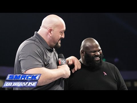 Big Show asks Mark Henry to let him beat Rusev by himself: SmackDown, Oct. 17, 2014
