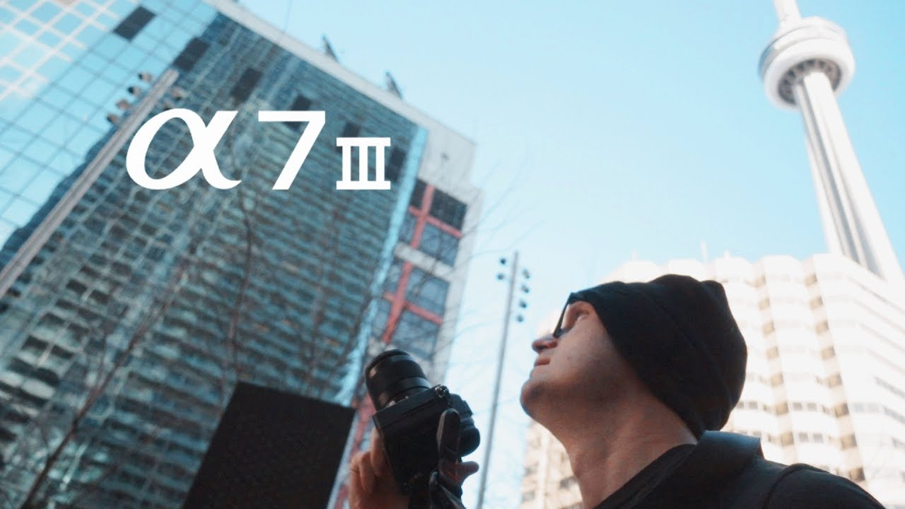 NEXT LEVEL Sony A7III Street Photography Settings